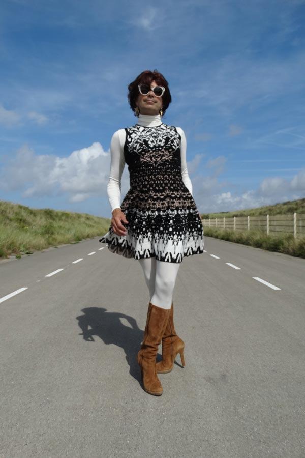 Gabby Hammett Transgender Styling